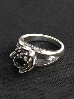 MAGICAL DESIGN / LAKSHMI RING (BK)