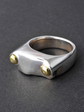 MAGICAL DESIGN / KRB RING (REAR FROG EYE)