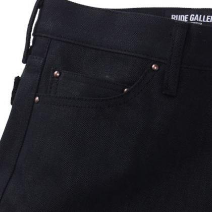 RG / TYPE- 3 DENIM PANTS-TIGHT STRAIGHT (BK)