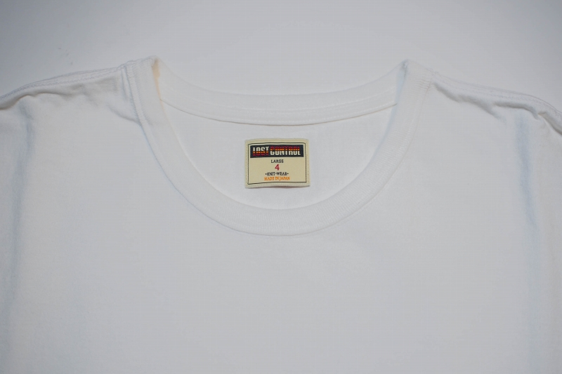 LOST CONTROL / Relax S/S TEE (WH)