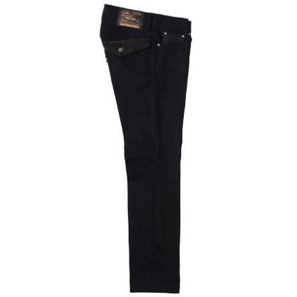 RG / TYPE-2 DENIM PANTS-T.STRAIGHT-(BK)