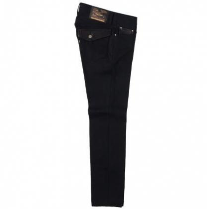 RG / TYPE-2 DENIM PANTS -SLIM- (BK)