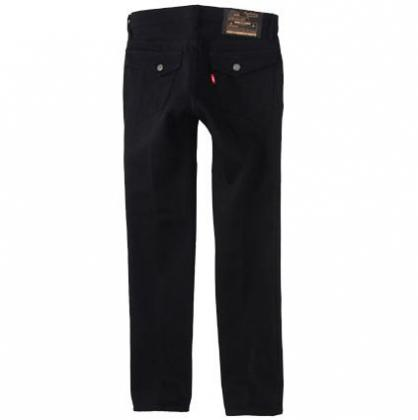 RG / TYPE-1 DENIM PANTS -SLIM- (BK)