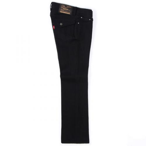 RG / TYPE-1 DENIM PANTS-ブーツカット- (BK)