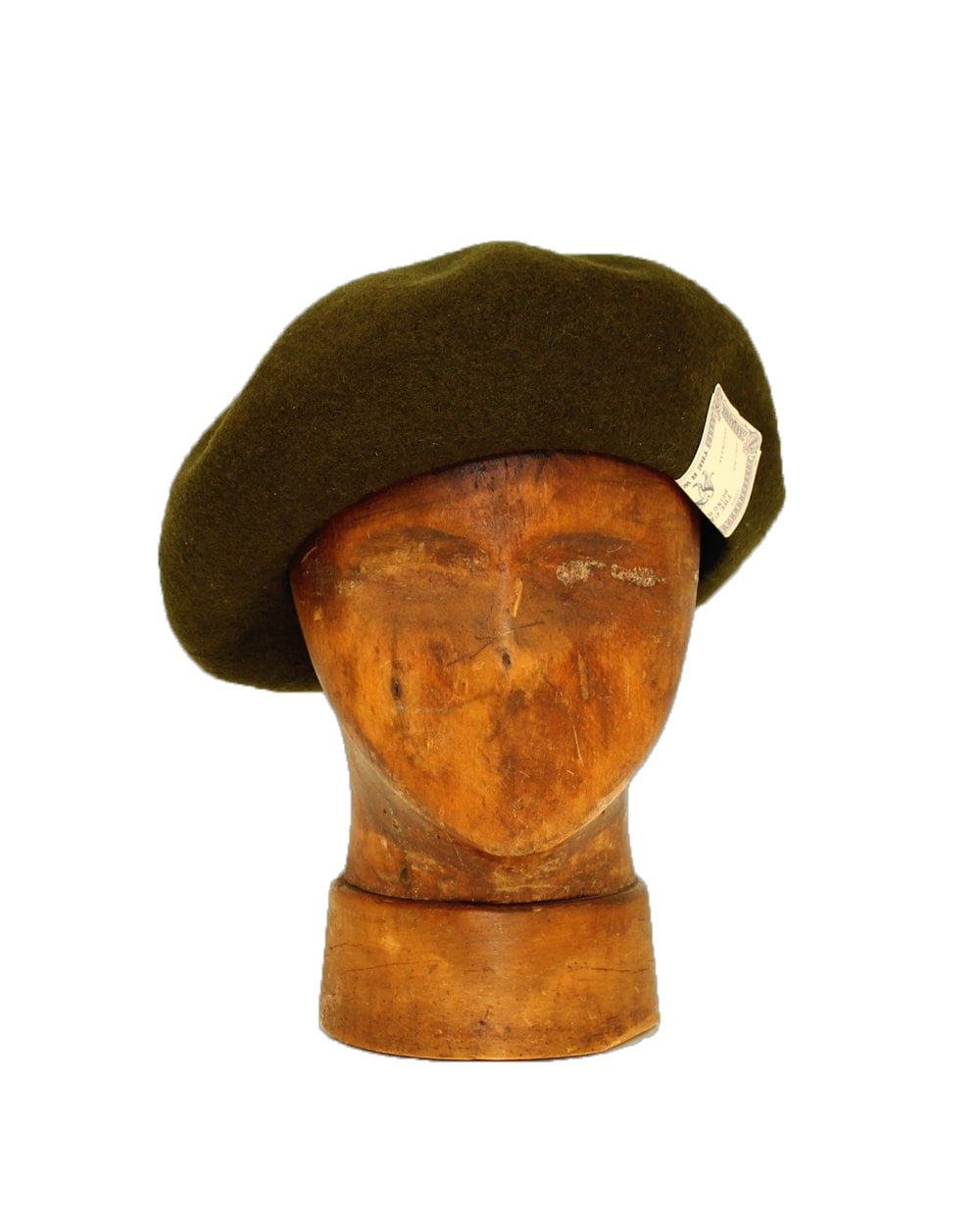 THE H.W. DOG & CO. / BERET (KHAKI)