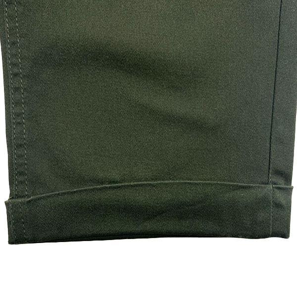 SUPRATE / cropped pants (OLIVE)