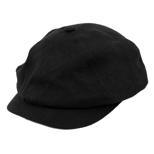 THE H.W. DOG & CO. / NEWS PAPER CAP (BK)