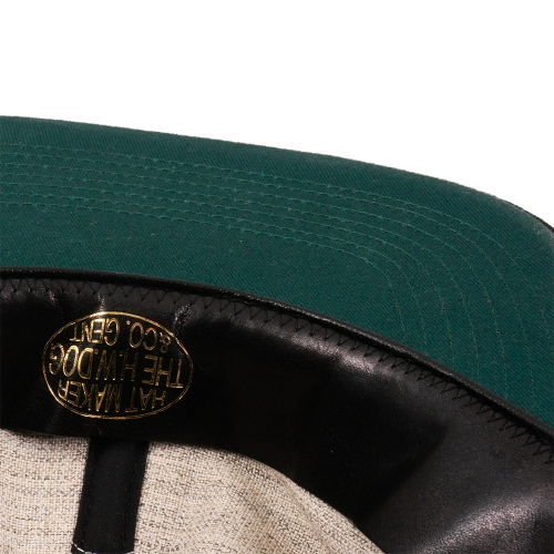THE H.W. DOG & CO. / BASEBALL CAP (BK)