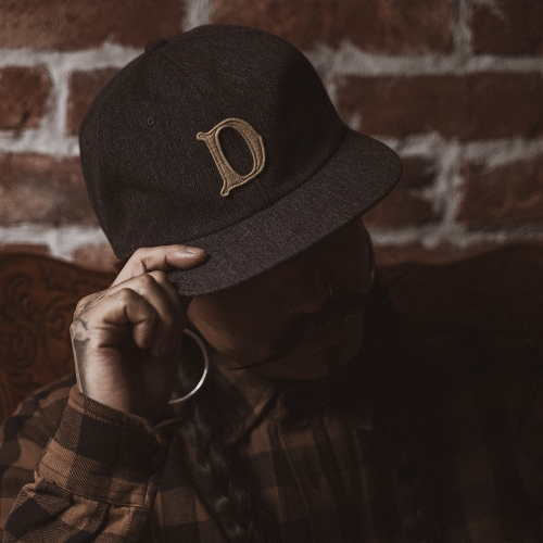 THE H.W. DOG & CO. / BASEBALL CAP (C.GRY)