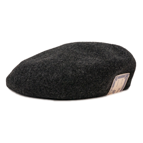 THE H.W. DOG & CO. / BERET (M.GRY)