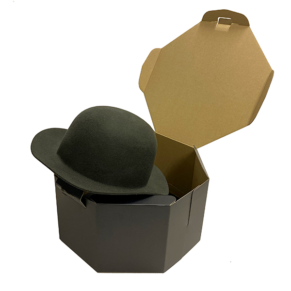 SUPRATE / BOWLER HAT (GRY)