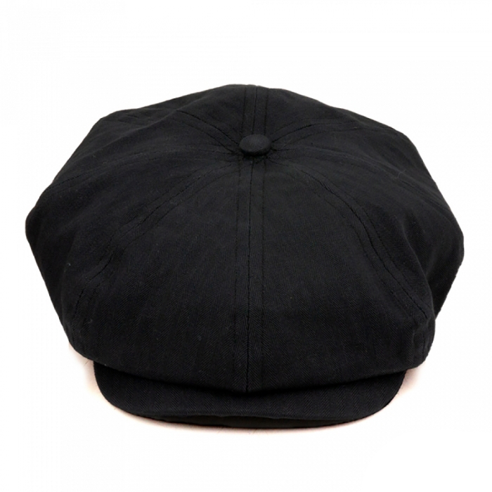 THE H.W. DOG & CO. / PEAKY CAP (BK)