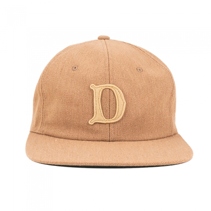 THE H.W. DOG & CO. / BASEBALL CAP (BEI)