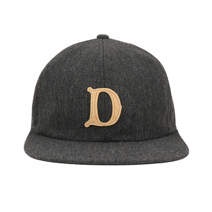 THE H.W. DOG & CO. / BASEBALL CAP (GRY)