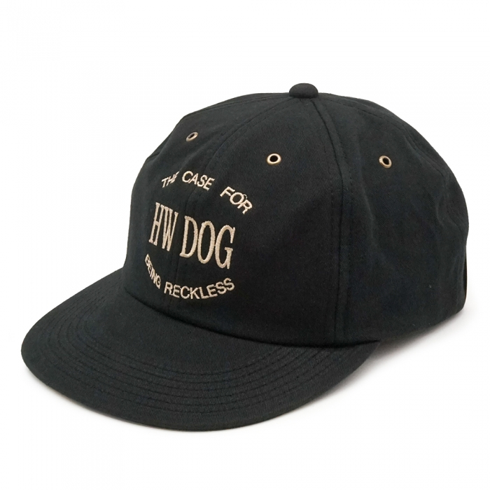 THE H.W. DOG & CO. / STORE CAP (BK)