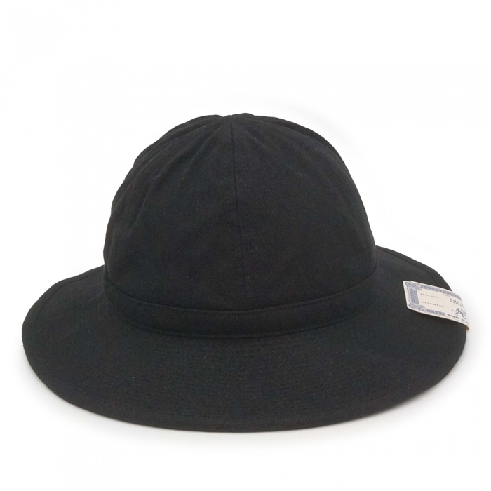 THE H.W. DOG & CO. / FATIGUE HAT (BK)