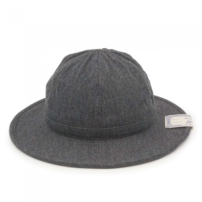 THE H.W. DOG & CO. / FATIGUE HAT (GRY)