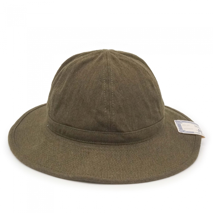 THE H.W. DOG & CO. / FATIGUE HAT (KHAKI)