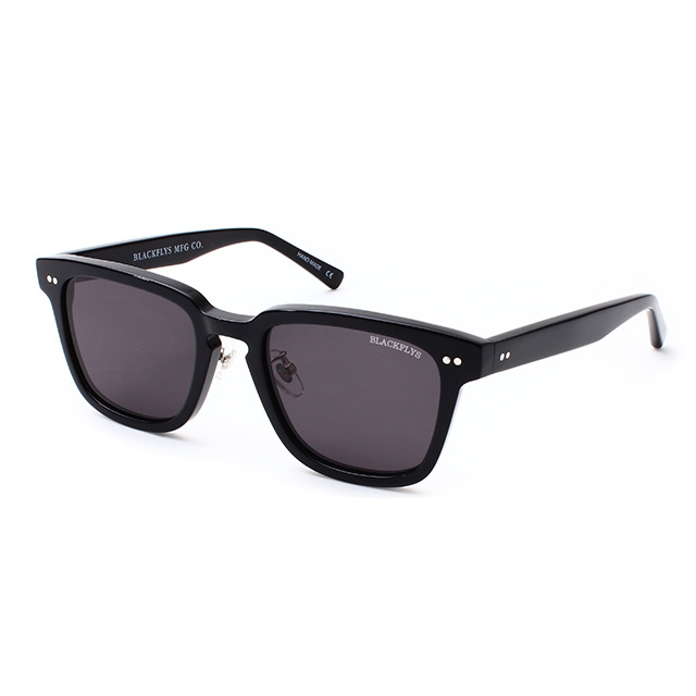 BLACK FLYS / FLY CLUBMAN (BK/GRY -POLARIZED-)