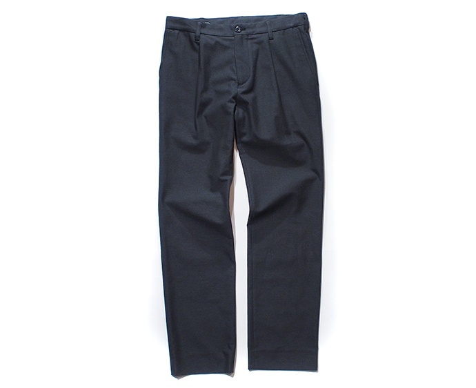 LOST CONTROL /TIGHT TROUSERS -CHINO- (CHARCOAL BK)