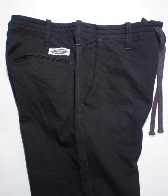 LOST CONTROL / EASY SHORTS -GABADINE- (BK)