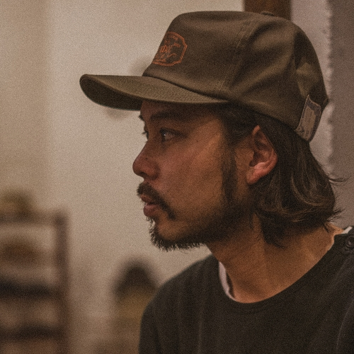 THE H.W. DOG & CO. / TRUCKER CAP (OLIVE)