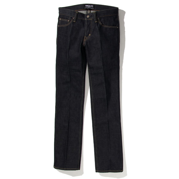 RG / TYPE-1 DENIM PANTS-TIGHT STRAIGHT(IND)