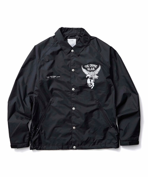 CRIMIE / EAGLE COACH JACKET (BK)