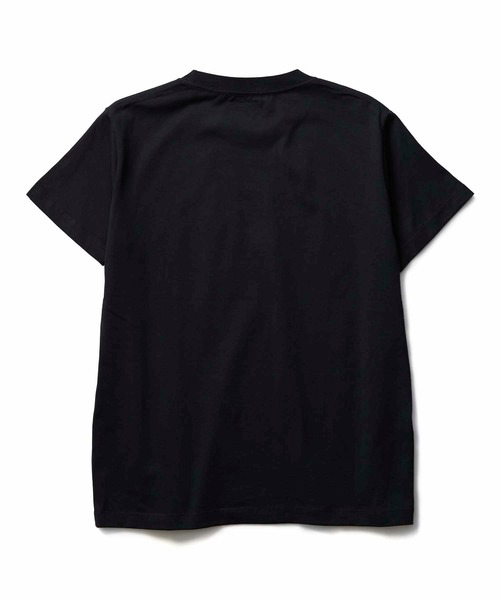 CRIMIE / RISE ABOVE T-SHIRT (BK)