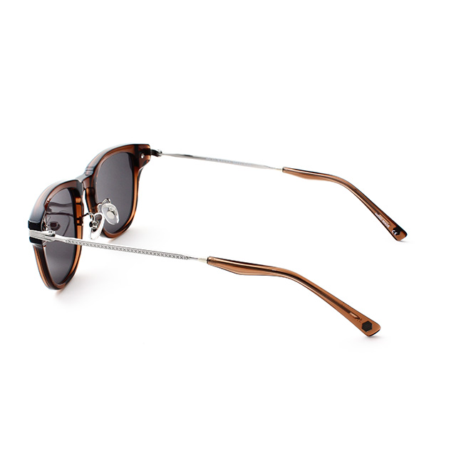 BLACK FLYS / FLY BRAXTON (CLEAR BROWN-SILVER/GRY)