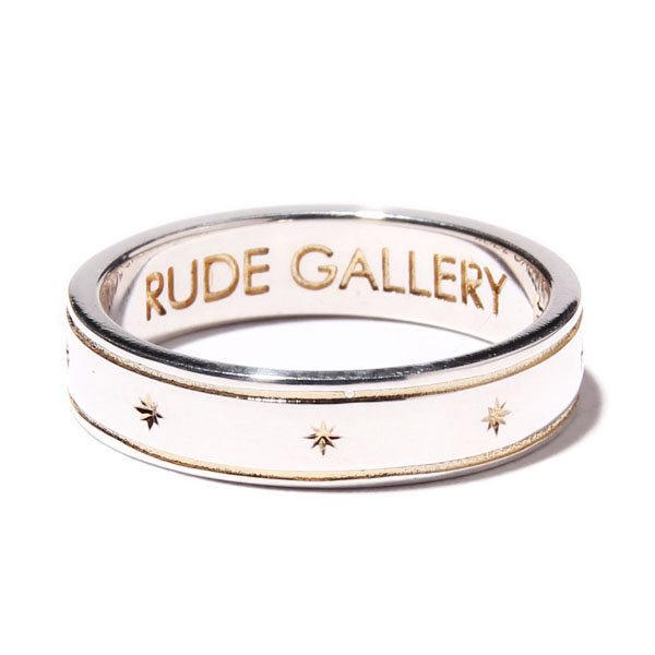 RUDE GALLERY / RING -STARBURST-