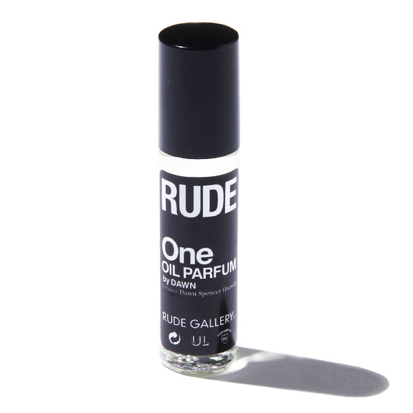 "RG / RUDE ""One"" OIL PARFUM"