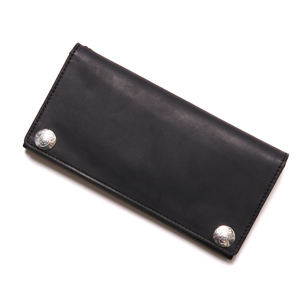 RG / LONG WALLET – LABEL (BK)