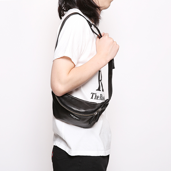 RG / WAIST BAG – LEATHER