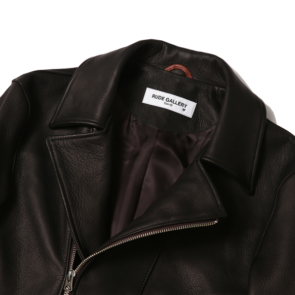 RG / DOUBLE RYDERS JACKET - DEERSKIN