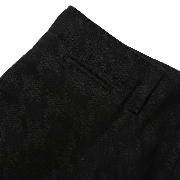 RG / HIGH ROLLERS SHORT PANTS-HOUNDSTOOTHPATTERN