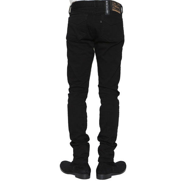RG / STRETCH SKINNY PANTS - KUROSURI