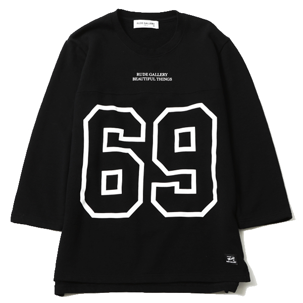 RG / 69 MARIA FOOT BALL SWEAT (BK/BK)