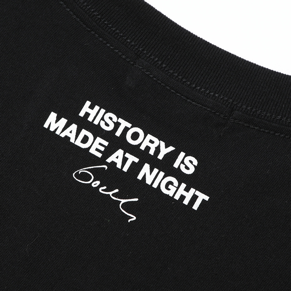 RG / HISTORY IS MADE AT NIGHT BIG SILHOUTTE TEE - DD 2