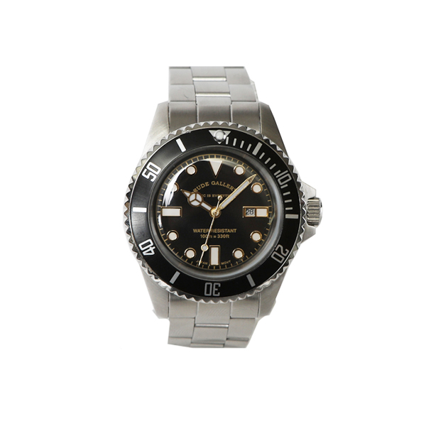RG /GOOD OLD DIVER WATCH LEXES - STAINLESS STEEL BOY'S
