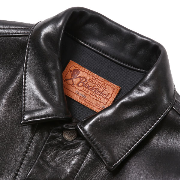 RG BLACK REBEL / YANKS -HORSEHIDE-