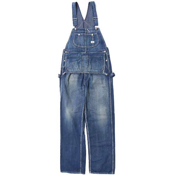 RG BLACK REBEL / DENIM OVERALLS (IND)