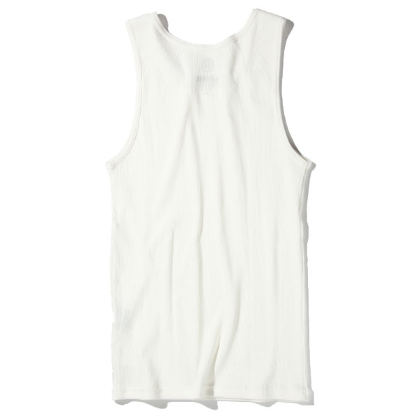 RG BLACK REBEL / TANKTOP – PLAIN (WH)