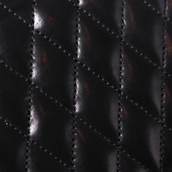 RG BLACK REBEL /OUTSIDERS DIA QUILTED LEATHER WALLET (BK)