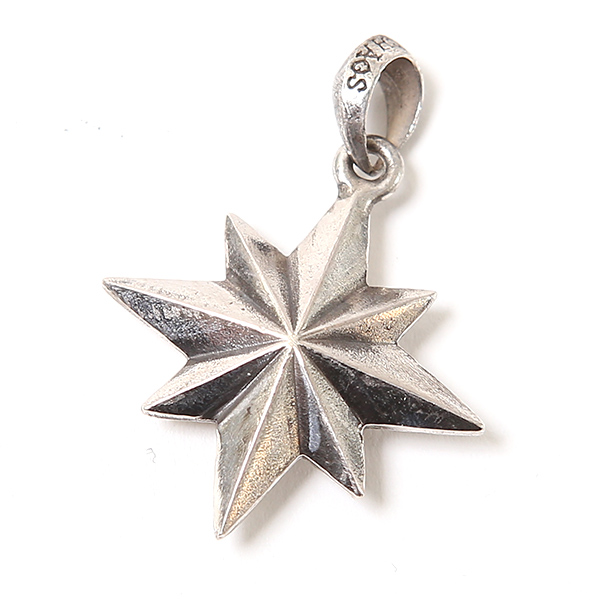 "RG BLACK REBEL / GOOD LUCK NECKLACE ""STAR"""