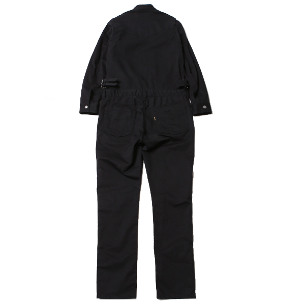 RG BLACK REBEL / JUMP SUIT