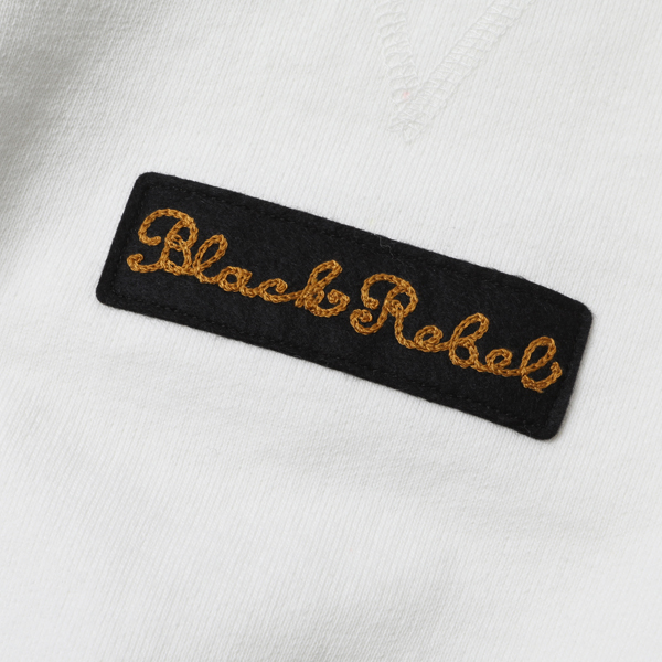 RG BLACK REBEL / REBELS CREW SW (WH)