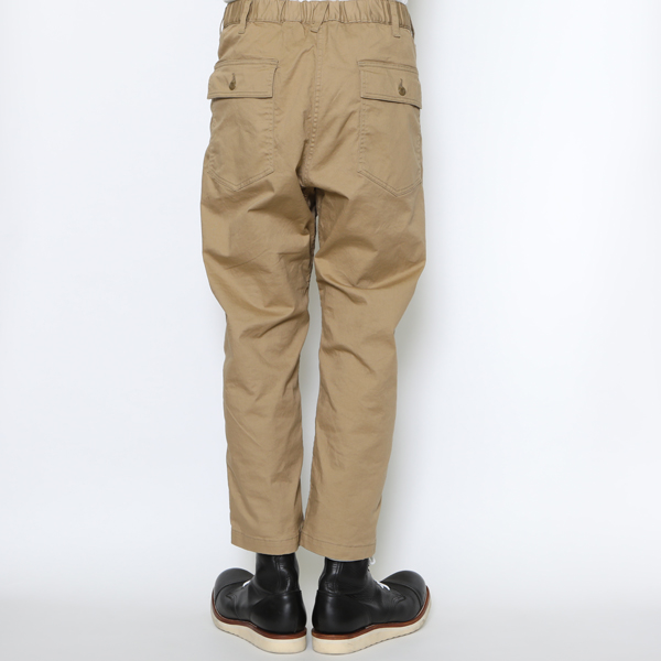 RG BLACK REBEL / STRETCH BAKER PANTS (BEI)