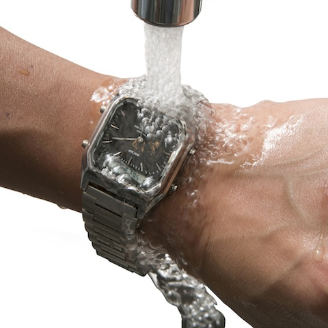 CRIMIE / THE MULTI WATER PROOF DIGITAL WATCH - ウインドウを閉じる