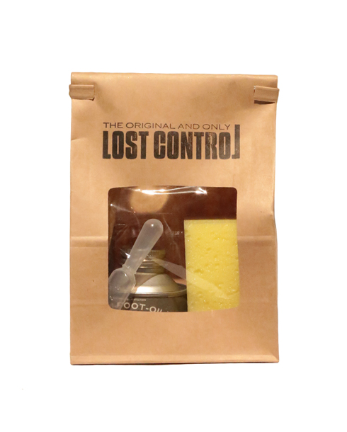 LOST CONTROL/ Dri-Foot-Oil